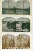 Stereoview Mormon