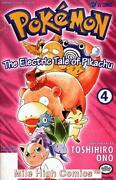 Pokemon Comic Books