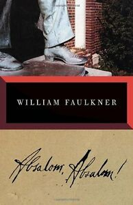 Absalom,Absalom-William Faulkner-Nice softcover edtion