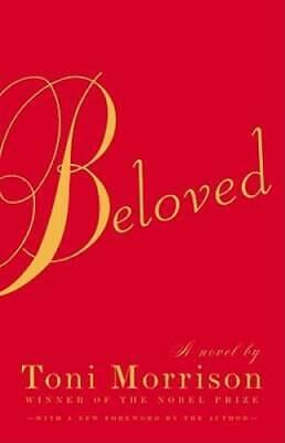 Beloved - Paperback By Toni Morrison - GOOD