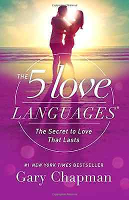 The 5 Love Languages The Secret To Love That Lasts By Gary Chapman 2015 New