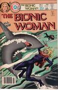Bionic Woman Comic