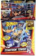 WWE Mini Figures