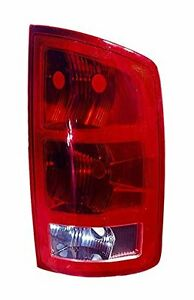 2002-2008 DODGE RAM 1500-3500 RIGHT TAIL LIGHT ASSEMBLY