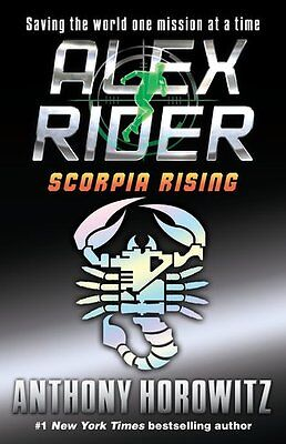 Scorpia Rising (Alex Rider) by Anthony Horowitz
