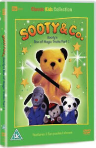 Sooty and Co: Sooty's Magic Box of Tricks DVD (2007) Matthew Corbett ***NEW***