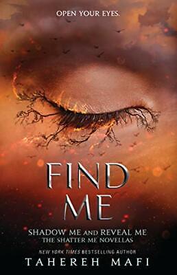 Find Me (Shatter Me) New Paperback Book