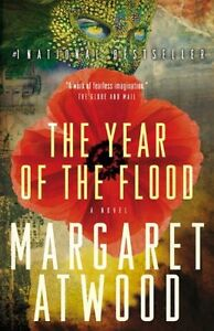 Margaret Atwood, Year of the Flood Paperback