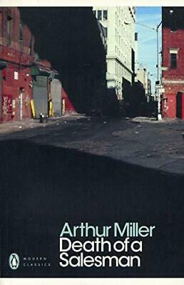Death of a Salesman by Arthur Miller Paperback NEW Book