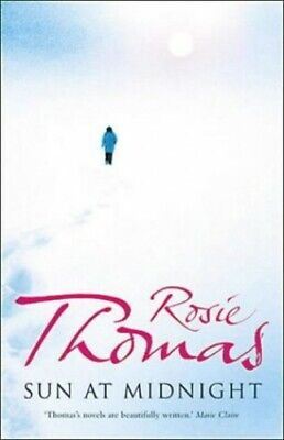 Sun at Midnight by Thomas, Rosie Hardback Book The Fast Free Shipping