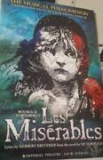 Les Miserables Signed