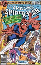 The Amazing Spiderman 186 Nov