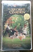 The Secret Garden VHS
