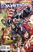 Justice League 5 New 52