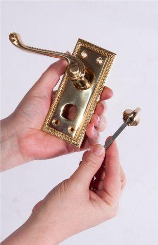 Antique Door Lock Ebay