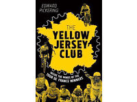 NEW 80x The Yellow Jersey Club Pickering Edward Hardcover Book WHOLESALE JOBLOT £1600 RRP