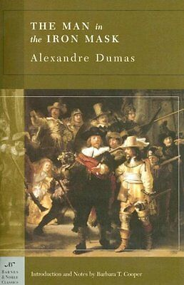 - The Man in the Iron Mask (Barnes & Noble Classics) by Alexandre Dumas