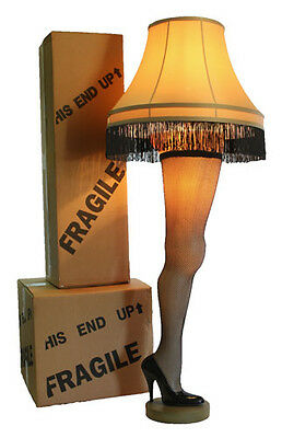 Full Size 50 Inch Leg Lamp from A Christmas - Full Size Leg Lamp