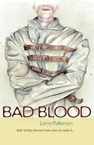 Bad Blood by Patterson, Lorne