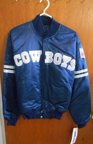 Cowboys Satin | Dallas Jacket eBay