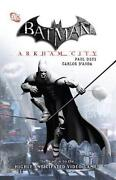Batman Arkham City Book