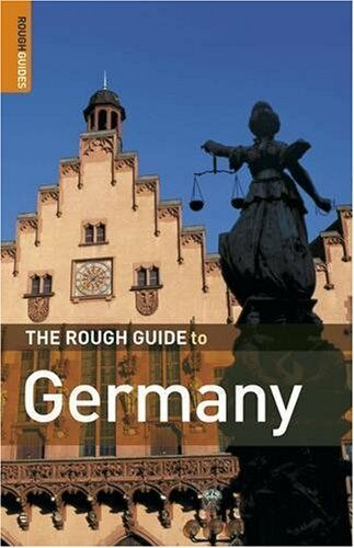 The Rough Guide to Germany (Rough Guide Travel Guides),Gordon McLachlan
