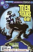 Teen Titans Go Comic