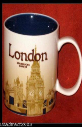 Starbucks Coffee Mugs London Ebay