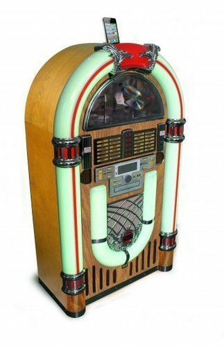 How to Buy a Jukebox with a Built-In CD Player