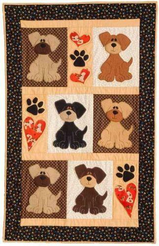 Dog Applique Patterns Ebay