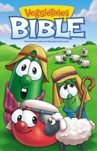 USED (GD) NIrV, VeggieTales Bible, Hardcover (Big Idea Books) by Zondervan