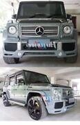 Mercedes G Bumper