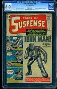 First Appearance Iron Man