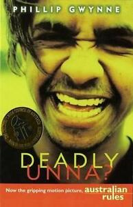 NEW Deadly, Unna? By Phillip Gwynne Paperback Free Shipping