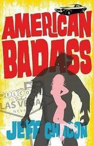 American Badass by Chacon, Jeff -Paperback