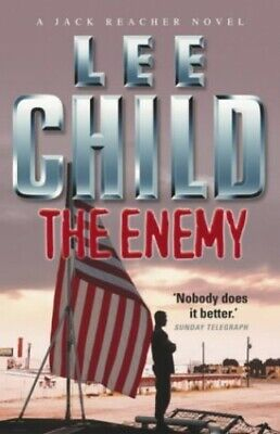 The Enemy by Child, Lee Hardback Book The Fast Free Shipping