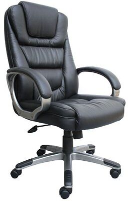 High Back Leather Executive Chair Office Chair By Boss