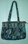 Vera Bradley Java Blue Purse