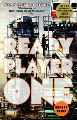 Ready Player One: A Novel - Paperback By Cline, Ernest - GOOD