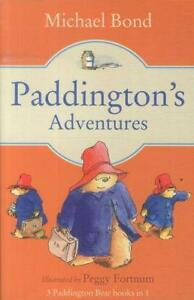 Paddington's Adventures von Michael Bond (2014, Taschenbuch)