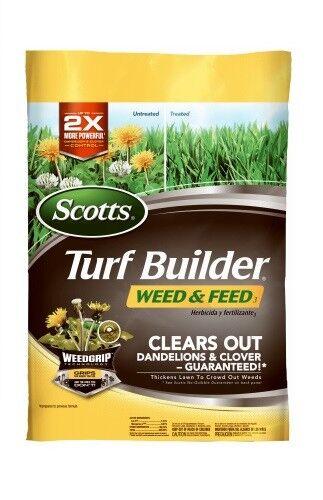 Scotts Turf Builder Weed & Feed 3 -15000 sq. feet