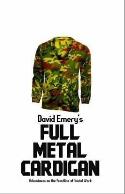 David Emery, Full Metal Cardigan, Very Good, Paperback