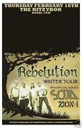 Rebelution Poster