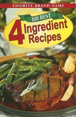100 Best 4 Ingredient Recipes
