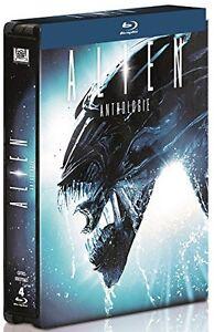 Alien Anthologie Blu-ray [Édition Limitée boîtier SteelBook]