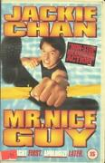 Jackie Chan VHS
