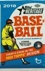 Topps Heritage Refractor Sports Trading Packs