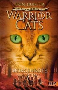 ►ungelesen WARRIOR CATS 2 / Band 3 Die neue Prophezeiung - MORGENRÖTE ° gebunden