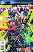Justice League New 52 7