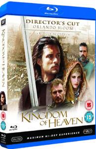 Kingdom of Heaven (Director's Cut) Blu-ray (2006) Martin Hancock